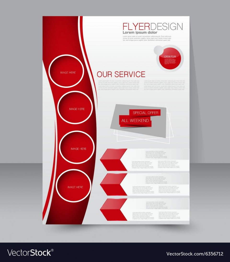 007 Beautiful Busines Flyer Template Free Download Inspiration  Photoshop Training Design960