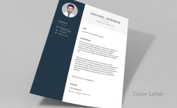 007 Beautiful Creative Resume Template M Word Free Design