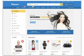 007 Beautiful Ecommerce Website Template Html Free Download Highest Clarity  Bootstrap 4 Responsive With Cs Jquery