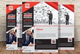 007 Beautiful Free Flyer Design Template Highest Quality  Indesign For Word Microsoft