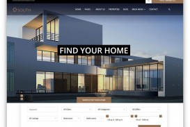 007 Beautiful Free Real Estate Template Image  Website Download Bootstrap 4