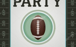 007 Beautiful Free Tailgate Party Flyer Template Download Photo