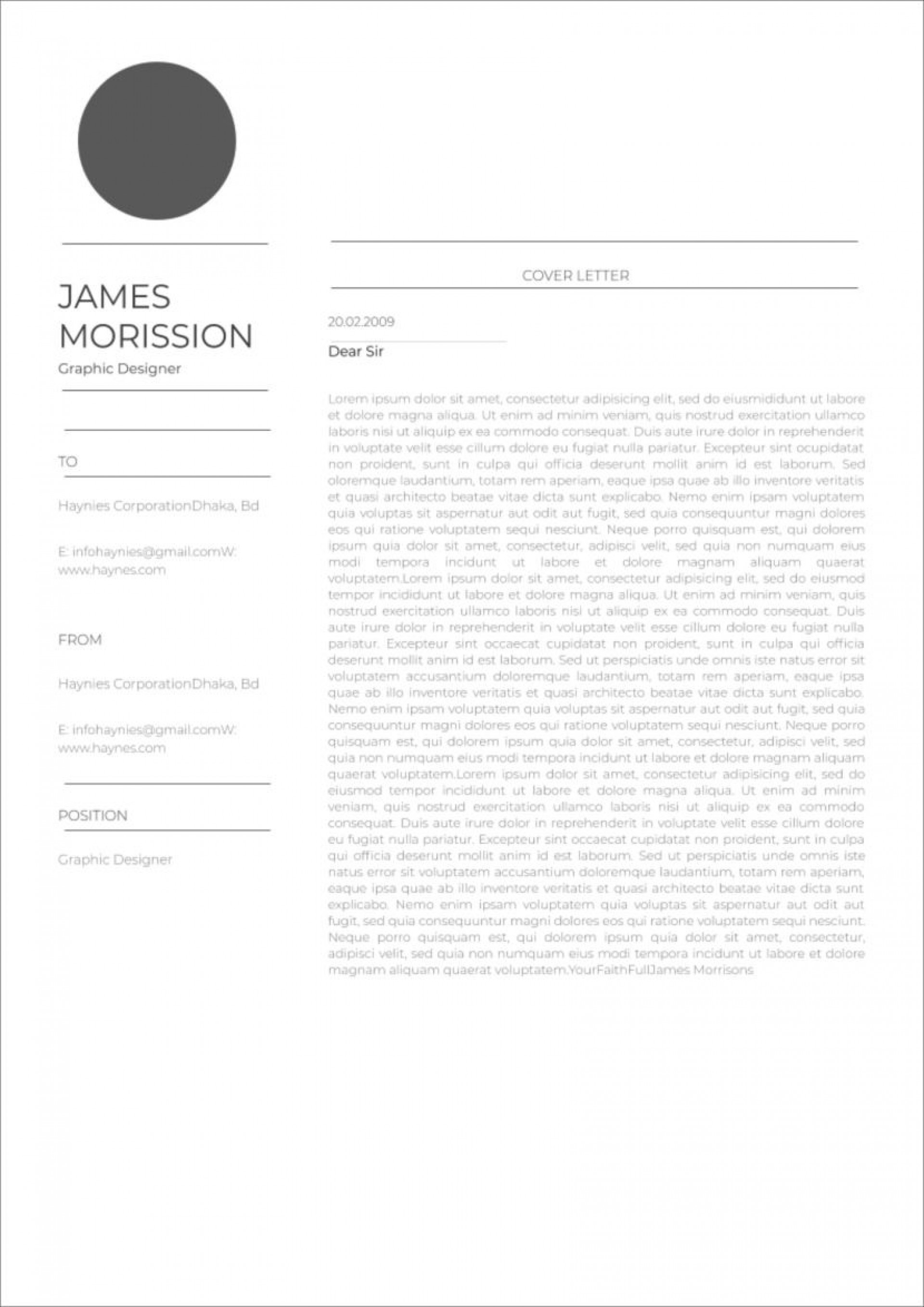 007 Beautiful Google Doc Cover Letter Template Photo  Swis Free Reddit1920