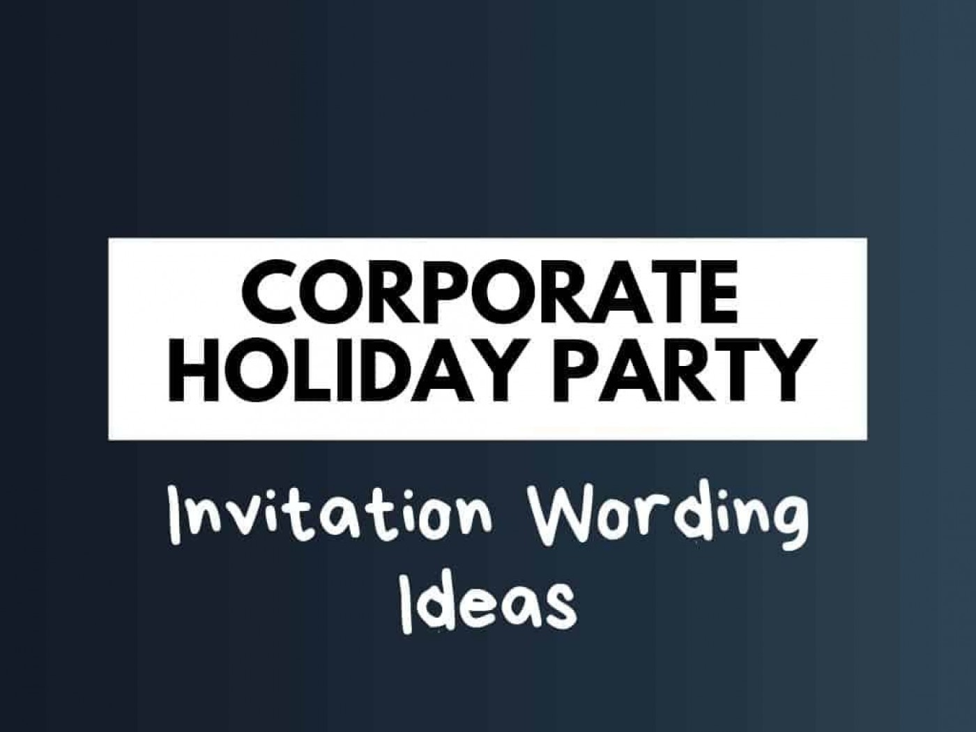 007 Beautiful Office Christma Party Invitation Wording Sample Picture  Holiday Example1400