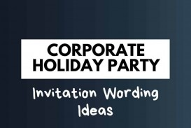 007 Beautiful Office Christma Party Invitation Wording Sample Picture  Holiday Example
