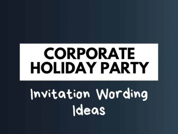 007 Beautiful Office Christma Party Invitation Wording Sample Picture  Holiday Example360