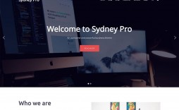 007 Beautiful Professional Busines Website Template Free Download Wordpres Example  Wordpress