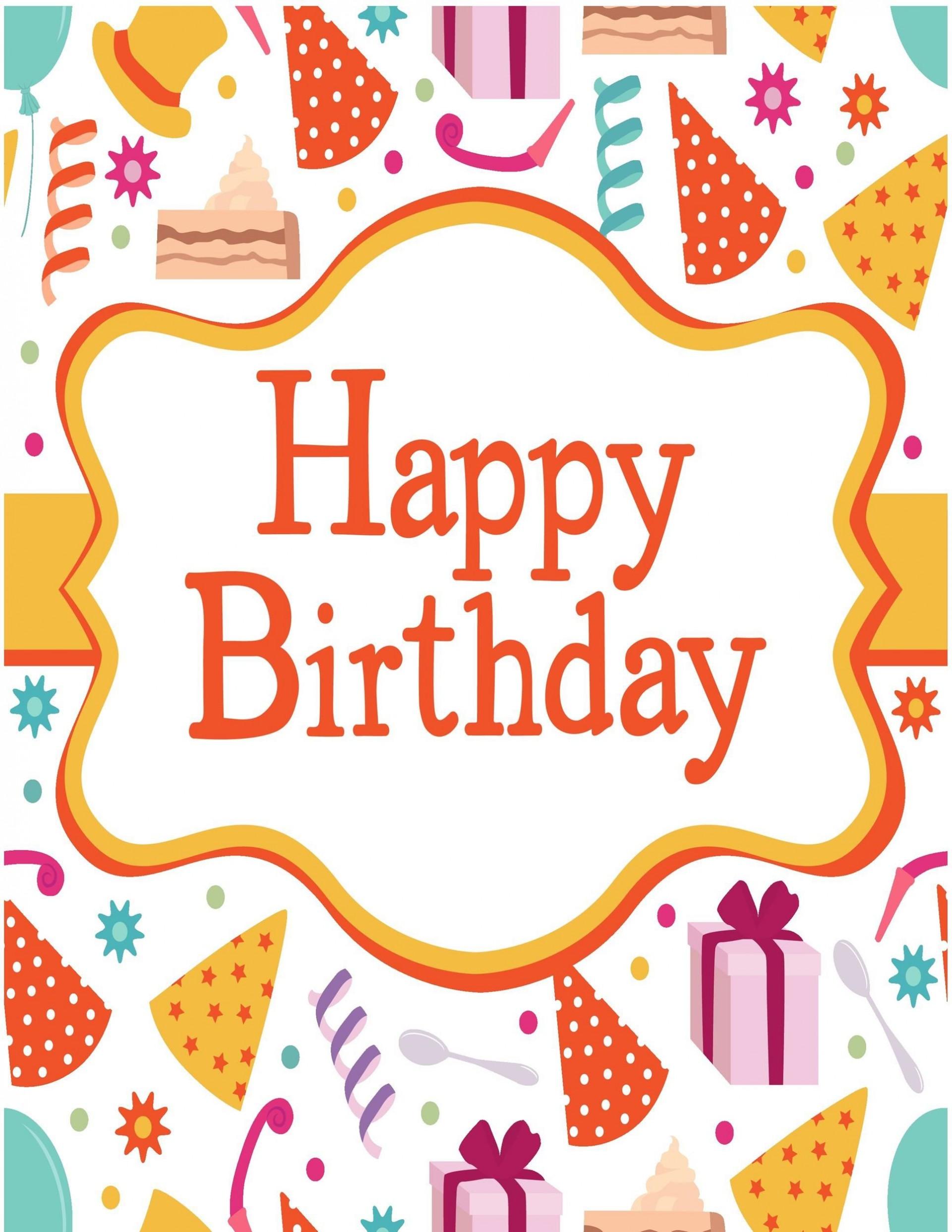 007 Best Birthday Card Template Free Design  Invitation Photoshop Download Word1920