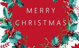 007 Best Christma Template Free Download Picture  Word Editable Card Tree