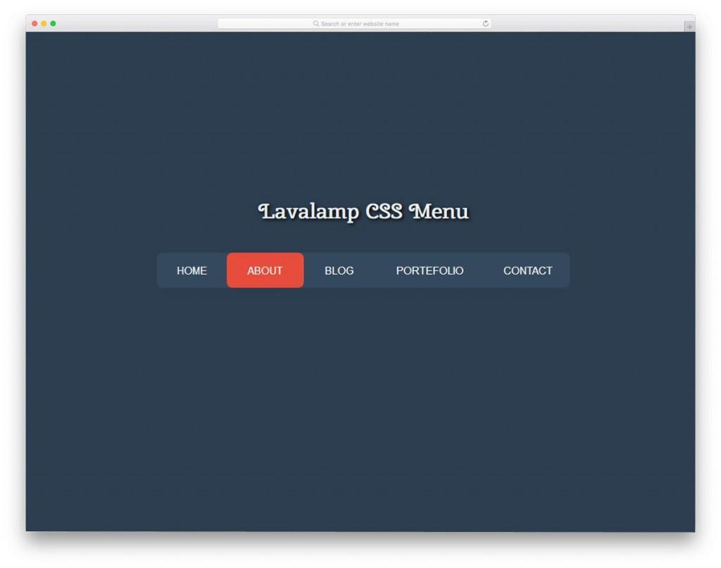 007 Best Cs Menu Bar Template Free Download Example  Simple HtmlLarge