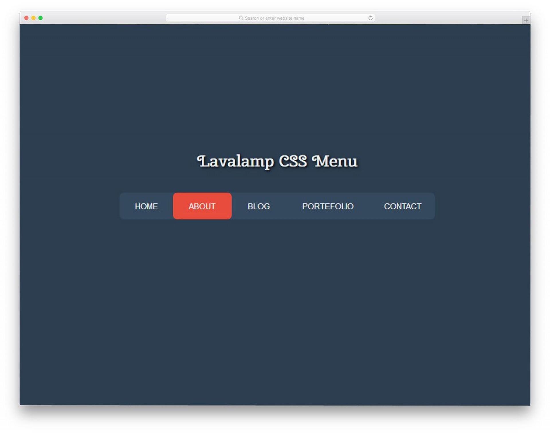 007 Best Cs Menu Bar Template Free Download Example  Simple Html1920