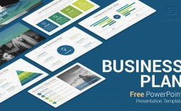 007 Best Free Busines Plan Template Ppt High Definition  2020 Download Startup 30 60 90