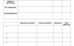 007 Best Free Printable Lesson Plan Template For Elementary Teacher Example  Teachers