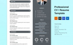 007 Best Free Resume Template Download Sample  Google Doc Attractive Microsoft Word 2020