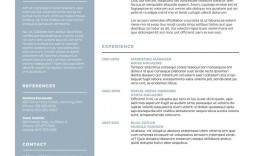 007 Best Make A Resume Template Highest Quality  How To Good Cv Example Create For Free