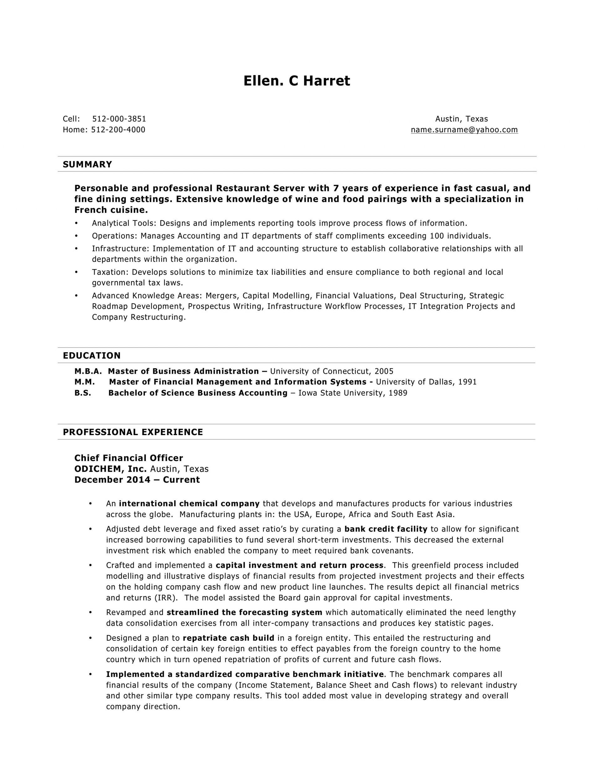 007 Best Resume Template On Microsoft Word Image  Sample 2007 Cv 20101920