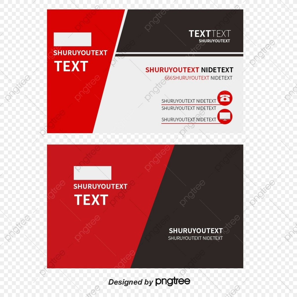 007 Best Simple Visiting Card Design Psd File Free Download High Definition Large