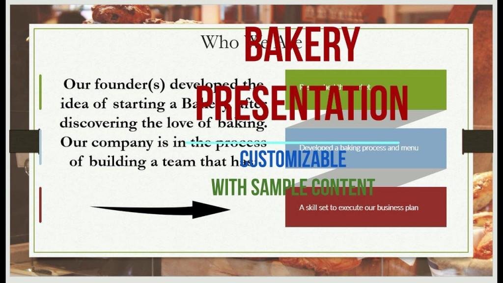 007 Best Small Restaurant Busines Plan Ppt Presentation Image  PowerpointLarge