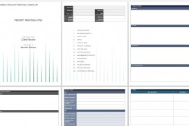 007 Best Web Development Proposal Template Pdf Concept  Sample