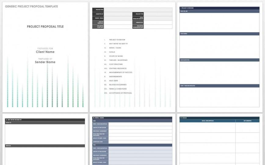 007 Best Web Development Proposal Template Pdf Concept  Sample868