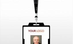 007 Breathtaking Blank Id Card Template Idea  Design Free Download Editable