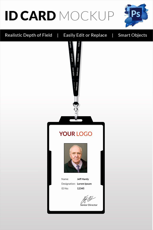 007 Breathtaking Blank Id Card Template Idea  Design Free Download EditableFull