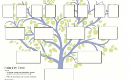 007 Breathtaking Free Editable Family Tree Template For Mac Concept