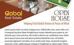 007 Breathtaking Open House Flyer Template Free Design  School Microsoft Word Preschool