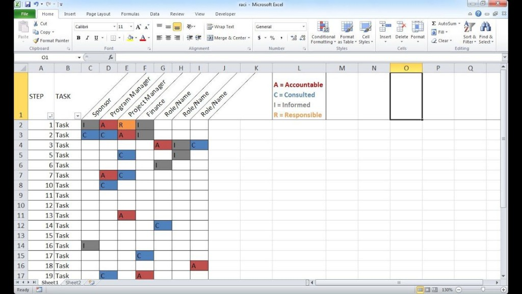 007 Breathtaking Role And Responsibilitie Template Excel Free High Definition Large