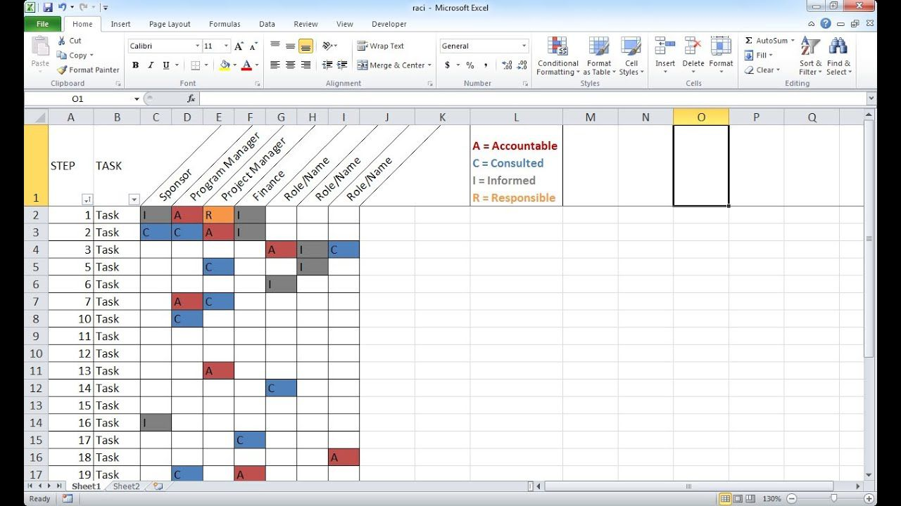 007 Breathtaking Role And Responsibilitie Template Excel Free High Definition Full