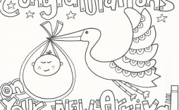 007 Dreaded Baby Shower Card Printable Black And White Design