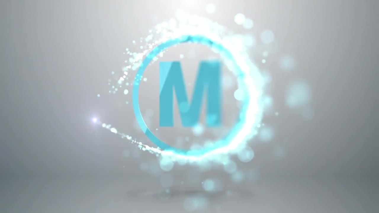 007 Dreaded Free After Effect Template Particle Logo Reveal Download High Def  -Full