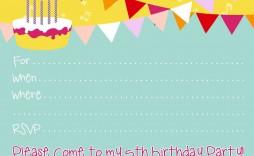 007 Dreaded Free Online Printable Birthday Invitation Template Design  Templates Card Maker