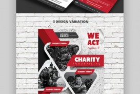 007 Dreaded Fundraiser Flyer Template Microsoft Word High Def
