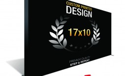 007 Dreaded Step And Repeat Banner Template Psd High Def