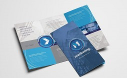007 Dreaded Template For Trifold Brochure High Def  Tri Fold Indesign A4 Free In Word Download