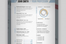 007 Excellent 1 Page Resume Template High Def  One Microsoft Word Free For Fresher