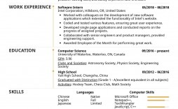 007 Excellent College Graduate Resume Template Highest Clarity  Templates Grad Example Recent Objective