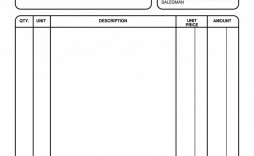 007 Excellent Free Printable Invoice Template Nz Photo