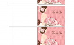 007 Excellent Free Thank You Card Template High Definition  Google Doc For Funeral Microsoft Word