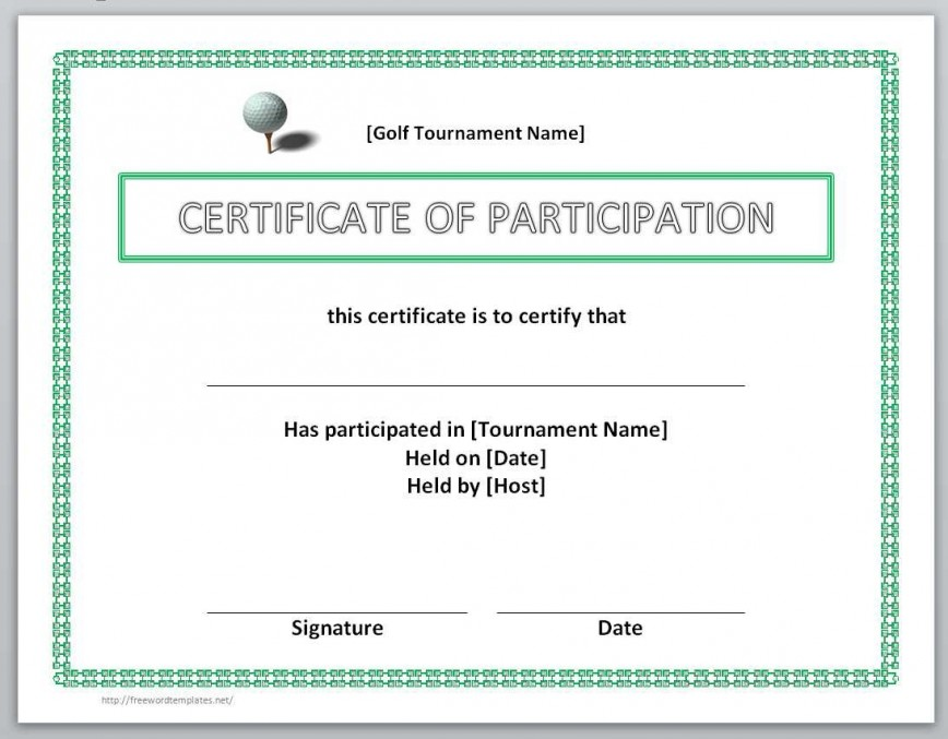 007 Excellent Microsoft Word Certificate Template Inspiration  Of Completion Appreciation 2003 Award