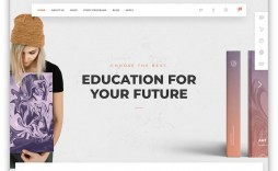 007 Excellent School Website Html Template Free Download Photo  Responsive With Cs Jquery