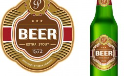 007 Exceptional Beer Bottle Label Template Picture  Free Dimension Word