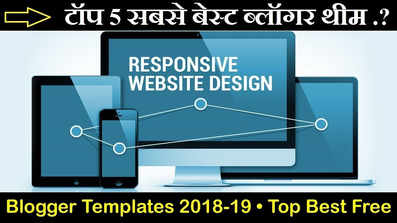 007 Exceptional Best Free Responsive Blogger Template 2018 Idea Full