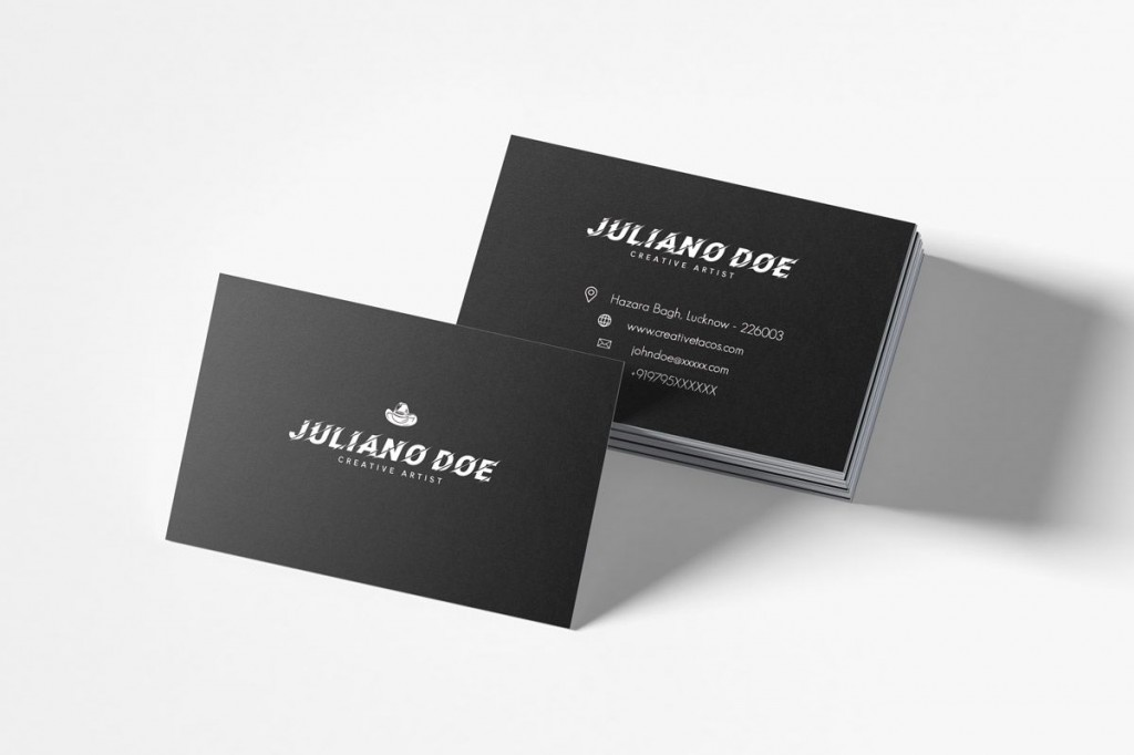 007 Exceptional Busines Card Template Psd Sample  Professional Photographer Freebie Visiting File Free DownloadLarge