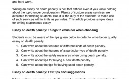 007 Exceptional Death Penalty Essay High Def  Persuasive Introduction In The Philippine Tagalog Pro