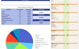 007 Exceptional Event Planner Budget Template Excel Inspiration  Planning Spreadsheet Party