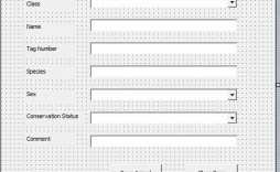007 Exceptional Excel Data Entry Form Template Photo  Example Download Free