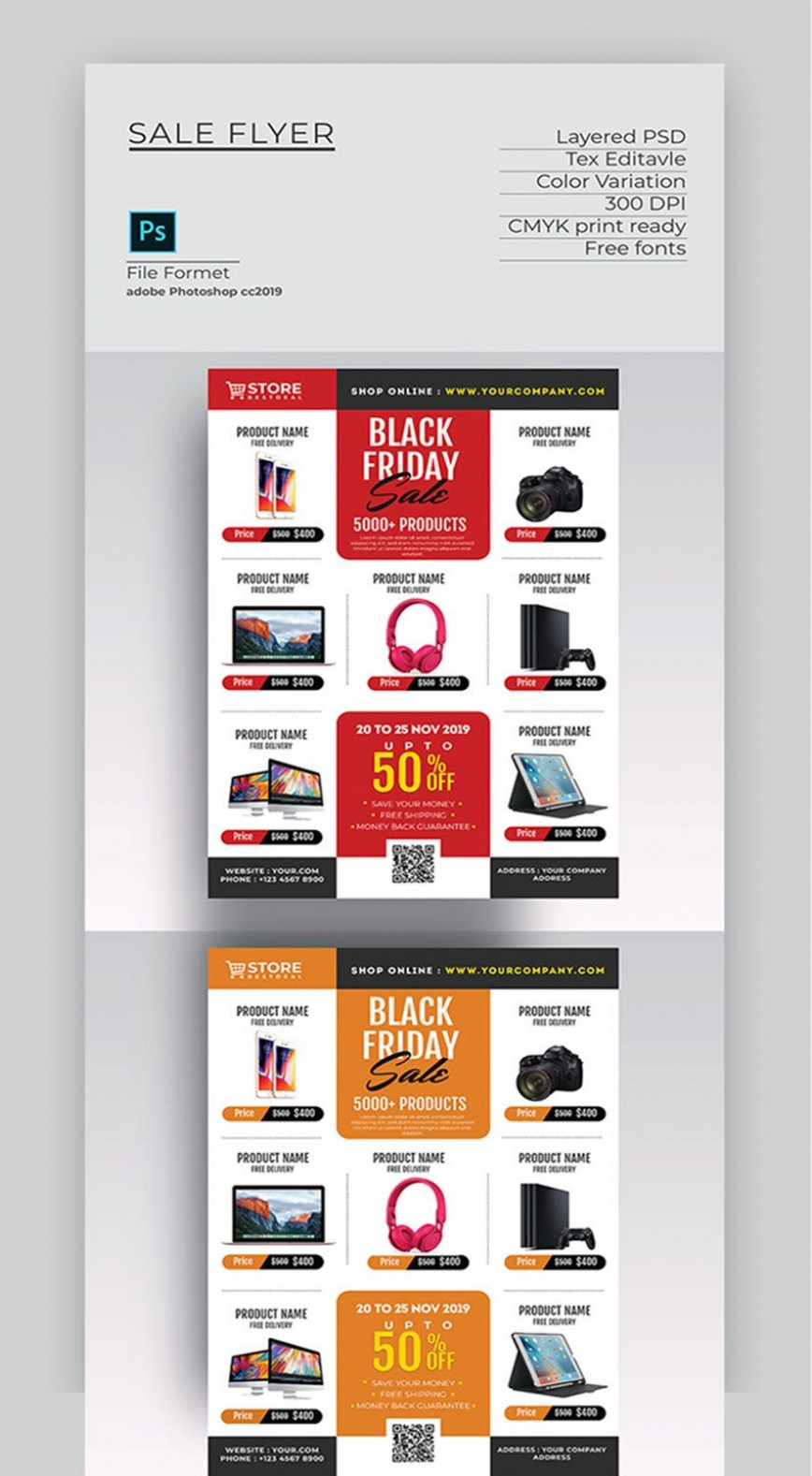 007 Exceptional For Sale Flyer Template Design  Home Free With Tab Busines Ad