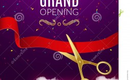 007 Exceptional Grand Opening Flyer Template Free Picture  Restaurant
